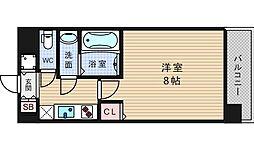 ViVi EBISU[5階]の間取り
