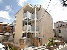 東京都荒川区東尾久6丁目の賃貸マンションの外観