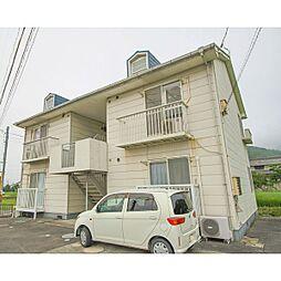 岡山県岡山市東区瀬戸町森末の賃貸アパートの外観