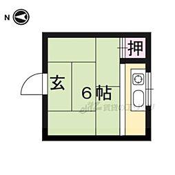 【敷金礼金0円!】京阪本線 藤森駅 徒歩7分