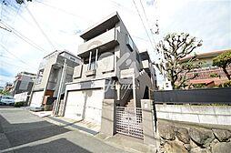 兵庫県神戸市須磨区東町3丁目の賃貸マンションの外観