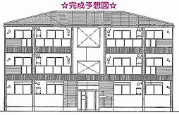 東京都東大和市立野1丁目の賃貸アパートの外観