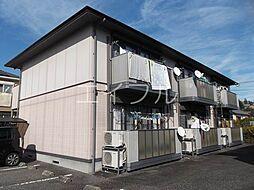 ウイング神田C棟[2階]の外観
