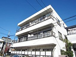 コーポラス恵[2階]の外観