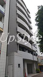 東京都北区王子2丁目の賃貸マンションの外観