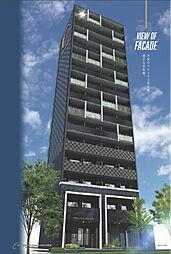 ファステートNANBAWESTディオン[2階]の外観