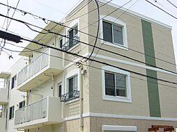 埼玉県さいたま市浦和区前地3丁目の賃貸マンションの外観