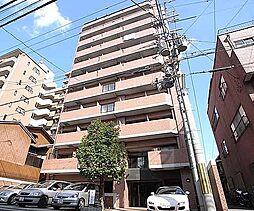 京都府京都市下京区麓町の賃貸マンションの外観