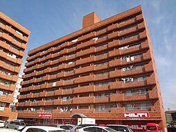 フェリオ市駅西II[4階]の外観