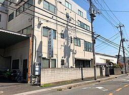 埼玉県草加市吉町3丁目の賃貸マンションの外観