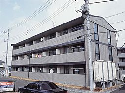 埼玉県さいたま市岩槻区岩槻江川の賃貸マンションの外観