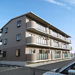 静岡県浜松市浜北区染地台1の賃貸マンションの外観
