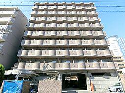 大阪府八尾市光町1丁目の賃貸マンションの外観