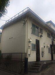 202203 奥沢コーポラス[2階]の外観