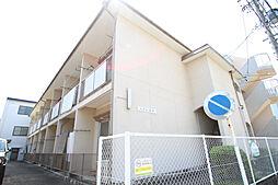 愛知県名古屋市天白区植田1丁目の賃貸アパートの外観