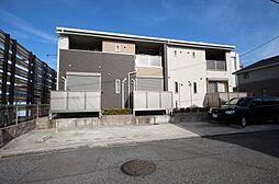 愛知県名古屋市中川区長良町3丁目の賃貸アパートの外観