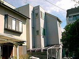 コスモハイツ百万遍[1階]の外観