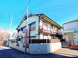 柳沢コーポ[2階]の外観