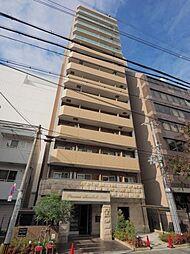 プレサンス心斎橋ラヴィ[4階]の外観