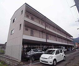 京都府京都市右京区嵯峨野北野町の賃貸マンションの外観