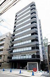 東京都品川区東中延1丁目の賃貸マンションの外観写真