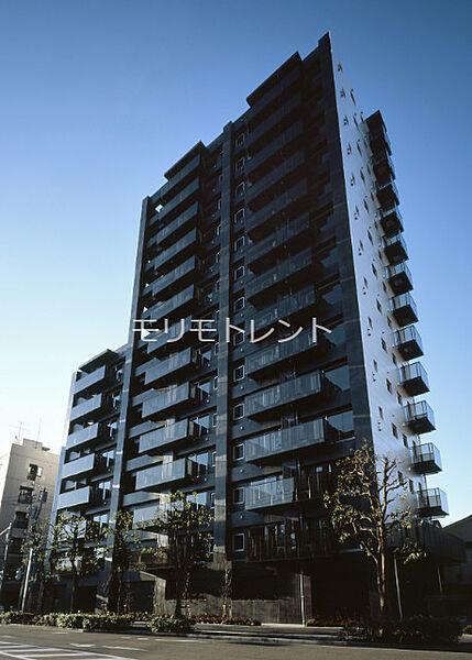 カスタリア戸越 9階の賃貸【東京都 / 品川区】