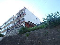 シャルマン21[1階]の外観