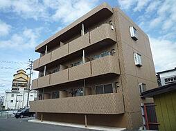 長野県諏訪市諏訪1丁目の賃貸マンションの外観