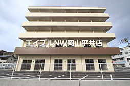 JR宇野線 大元駅 徒歩8分の賃貸マンション