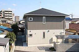 福岡県福岡市南区五十川2丁目の賃貸アパートの外観