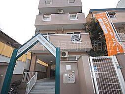 ビバリーハウス南福岡6A[4階]の外観