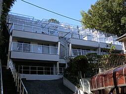 百草園マンション[306号室]の外観