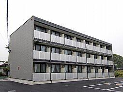 長野県松本市井川城1丁目の賃貸マンションの外観