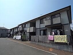 タウンコートオリビエA棟[102号室]の外観