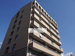 ウイングF・S[4階]の外観