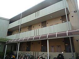 レジデンスパート4[2階]の外観