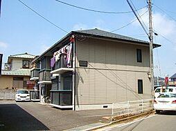 メゾンミヤニシA[202号室号室]の外観