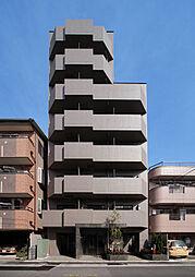 東京都江東区亀戸1丁目の賃貸マンションの外観