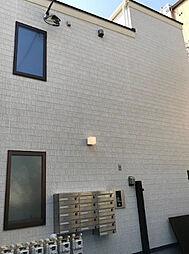東京都葛飾区東立石3丁目の賃貸アパートの外観