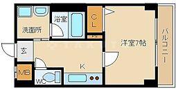 エリジオン伊藤[4階]の間取り