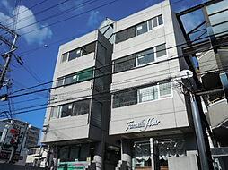 大阪府豊中市服部本町1の賃貸マンションの外観
