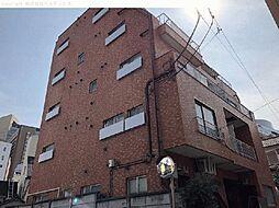 東京都文京区湯島の賃貸マンションの外観