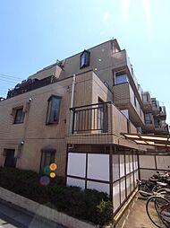 埼玉県富士見市鶴瀬西2丁目の賃貸マンションの外観