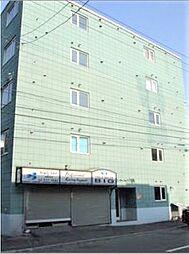 センターハイツmori[3階]の外観