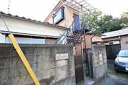 中島荘I[1F号室]の外観