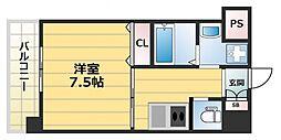 グランドゥーエ永和駅前[7階]の間取り