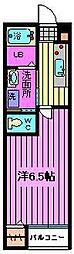 マ・メゾン大宮[3階]の間取り