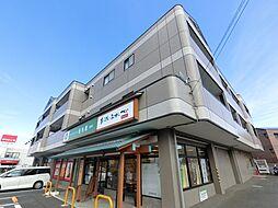 千葉県成田市公津の杜3丁目の賃貸マンションの外観