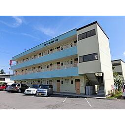 長野県佐久市猿久保の賃貸アパートの外観