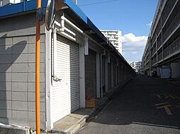 たなばた住宅[4階]の外観